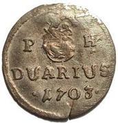 Duarius - Léopold Ier (1657-1705) -  avers