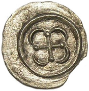 Obole - Géza II (1141-1162) – revers