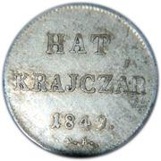 Hat Krajczar -  avers