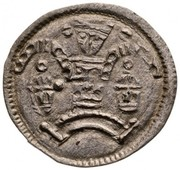 Obole - André II (1205-1235) – avers