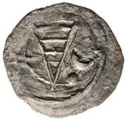 Obole - André II (1205-1235) – revers