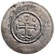 Denier - Béla III (1172-1196) -  revers