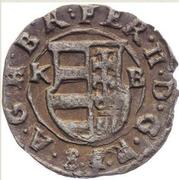 Denier - Ferdinand II (1619-1637) -  avers