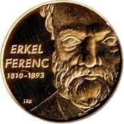 5000 Forint (Ferenc Erkel) -  avers