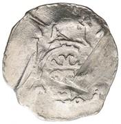 Denier - Ladislas IV (1272-1290) -  revers