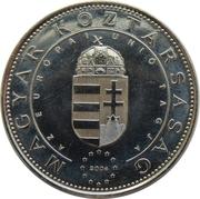 50 forint entrée dans l Union Européenne -  avers