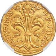 Goldgulden - Franz Joseph I -  avers