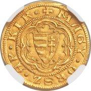 Goldgulden - Franz Joseph I -  revers