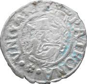 Denier - Rodolphe Ier (1576-1608) -  avers