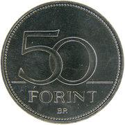 50 forint -  revers