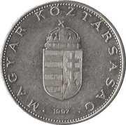 10 forint -  avers