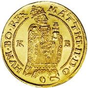 Forint - Mathias II (1608-1619) -  avers