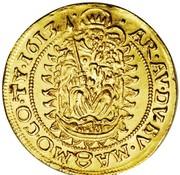 Forint - Mathias II (1608-1619) -  revers