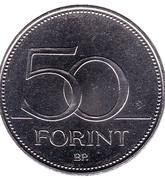 50 Forint (Année de la famille) -  revers