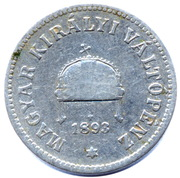 10 fillér - Franz Joseph I -  avers