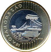 200 Forint -  avers