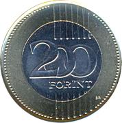 200 Forint -  revers