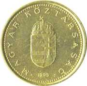 1 Forint -  avers