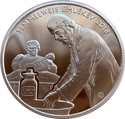 10000 Forint (Semmelweis Ignác) -  avers
