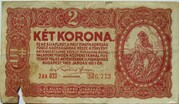 2 Korona – avers