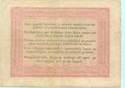5 Forint (Kossuth bankó) – revers