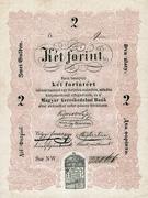 2 Forint (Kossuth bankó) – avers