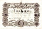 100 Forint (Kossuth bankó) – avers