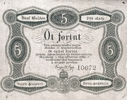 5 Forint (London) – avers