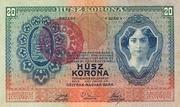 20 Korona -  avers