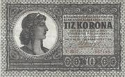 10 Korona – avers
