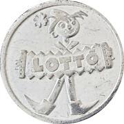 Jeton - Minden héten lottó szerencse! – revers
