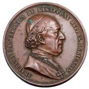 Adalbert Bartakovics de Kisappony – avers