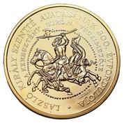 Medal - Szent László – avers