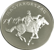 UN Medallion - Hungary – avers