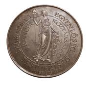 Médaille - Bicentenaire de la Révolution française – avers
