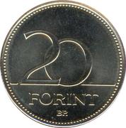 20 forint -  revers