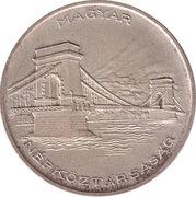 20 forint (Anniversaire du forint) -  avers