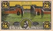 25 Pfennig (Hoyer) – revers