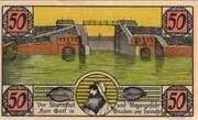 50 Pfennig (Hoyer) – revers
