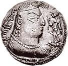 Drachm - Khingila (Unknown mint) – avers