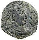 Drachm - Zabolo/Zabocho (Lord of Zabul) (Hadda-Gandhara mint) – avers