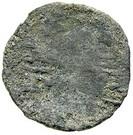 Drachm - Khingila (Lord of Zabul, 2nd ver.) (Hadda-Gandhara mint) – revers