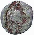 Drachm - Toramana (Type 90, Gandhara mint) – revers