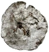 Drachm - Khingila (Hadda mint) – revers