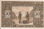 50 Pfennig (Husby) – revers