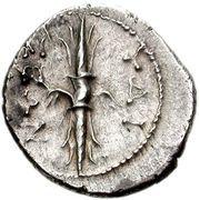Hemidrachm (Hydisos) – revers