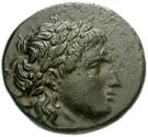 Bronze Æ20 (Iasos) – avers