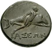 Bronze Æ20 (Iasos) – revers