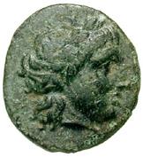 Bronze Æ12 (Iasos) – avers