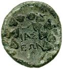 Bronze Æ12 (Iasos) – revers